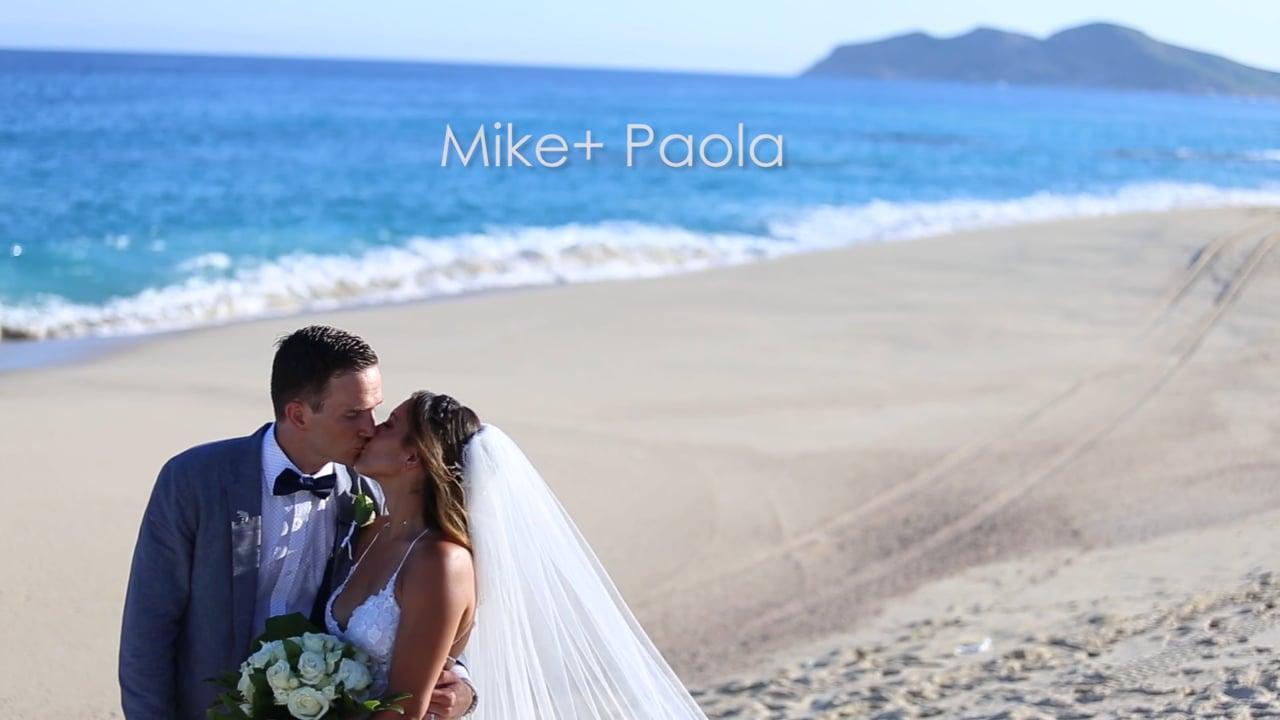 Cabo San Lucas Highlight Mike+ Paola