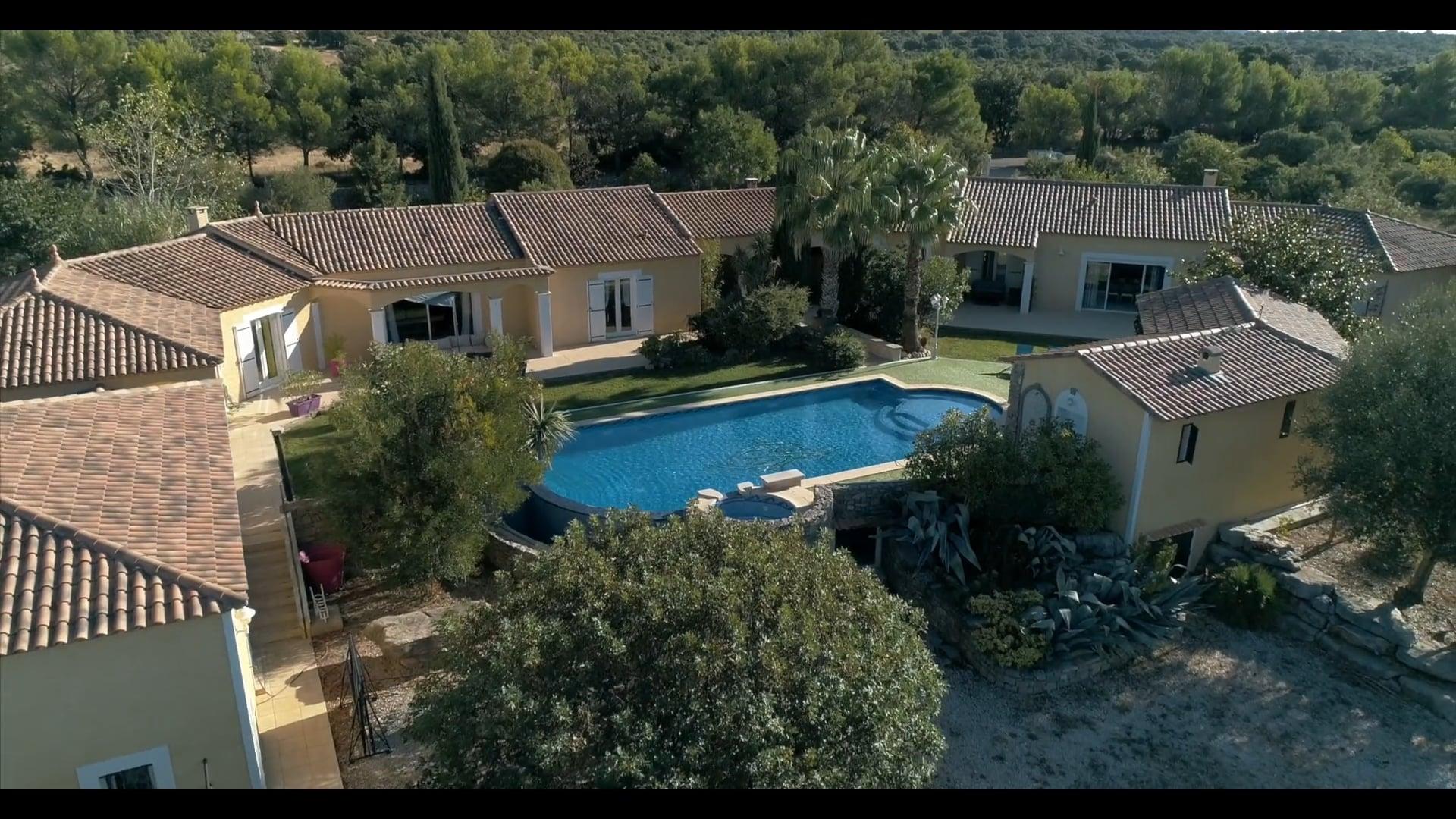 Villa Cazevieille - Evidence Immobilier