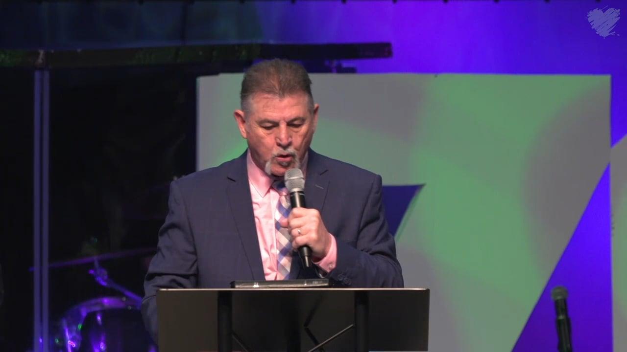 Pastor Phil Willingham | November 18, 2018 | Finish Week 6