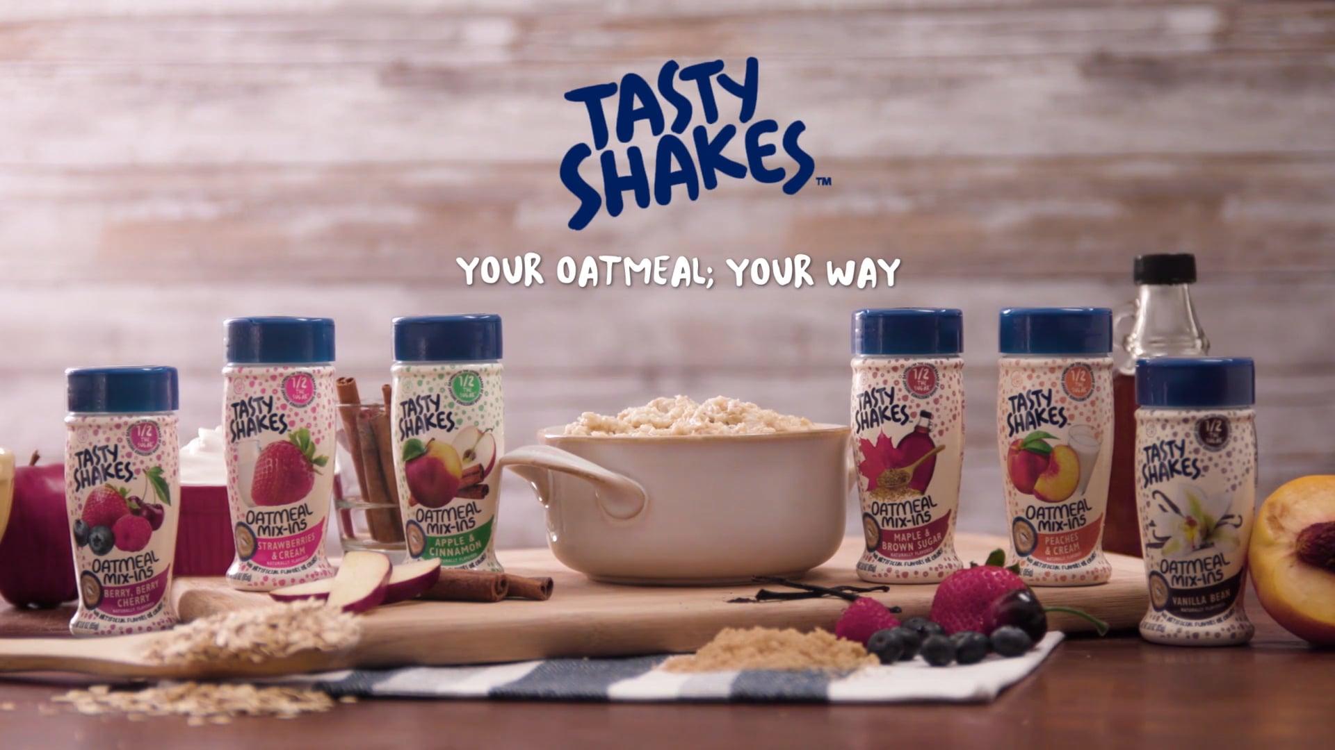 Tasty Shakes by Kernel Season's