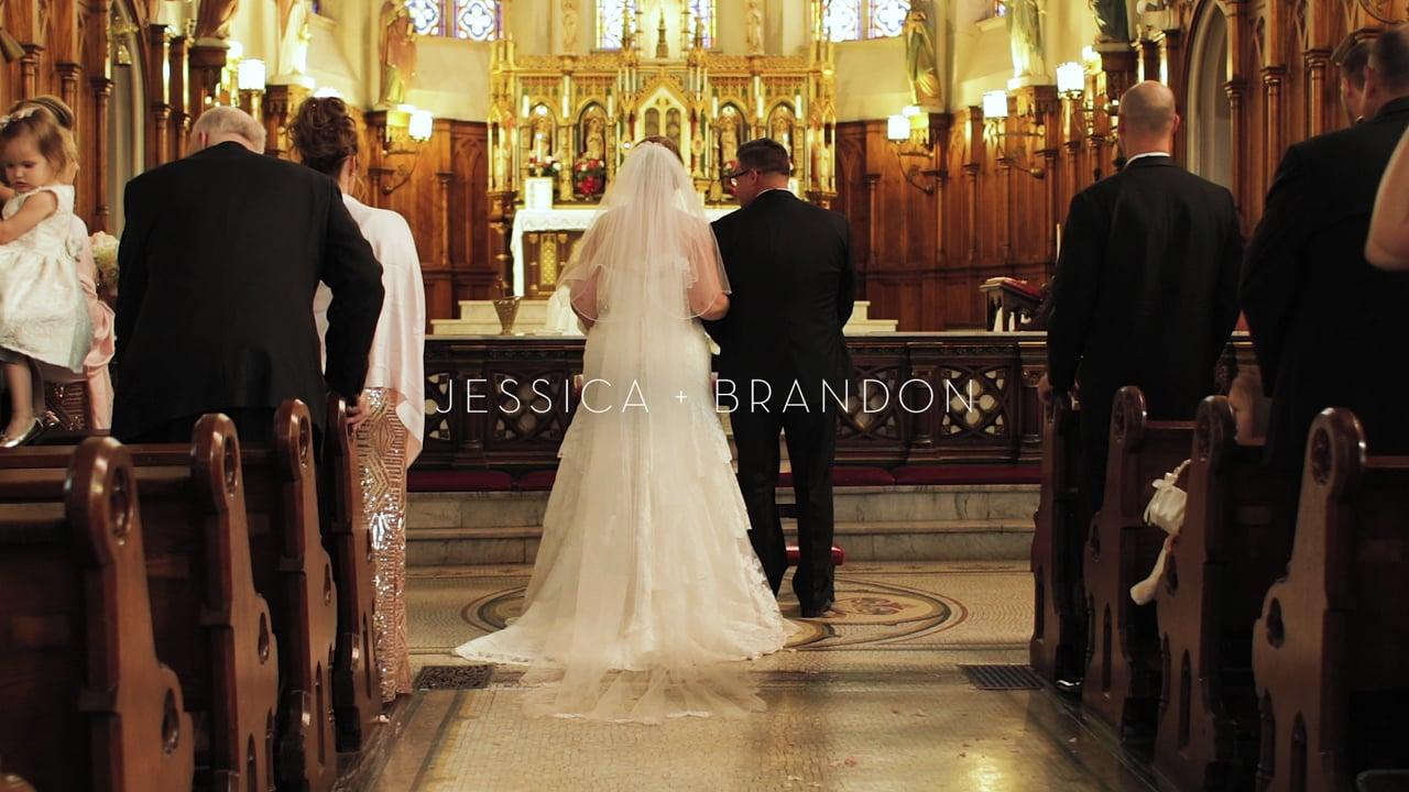 jessica + brandon | wedding film.