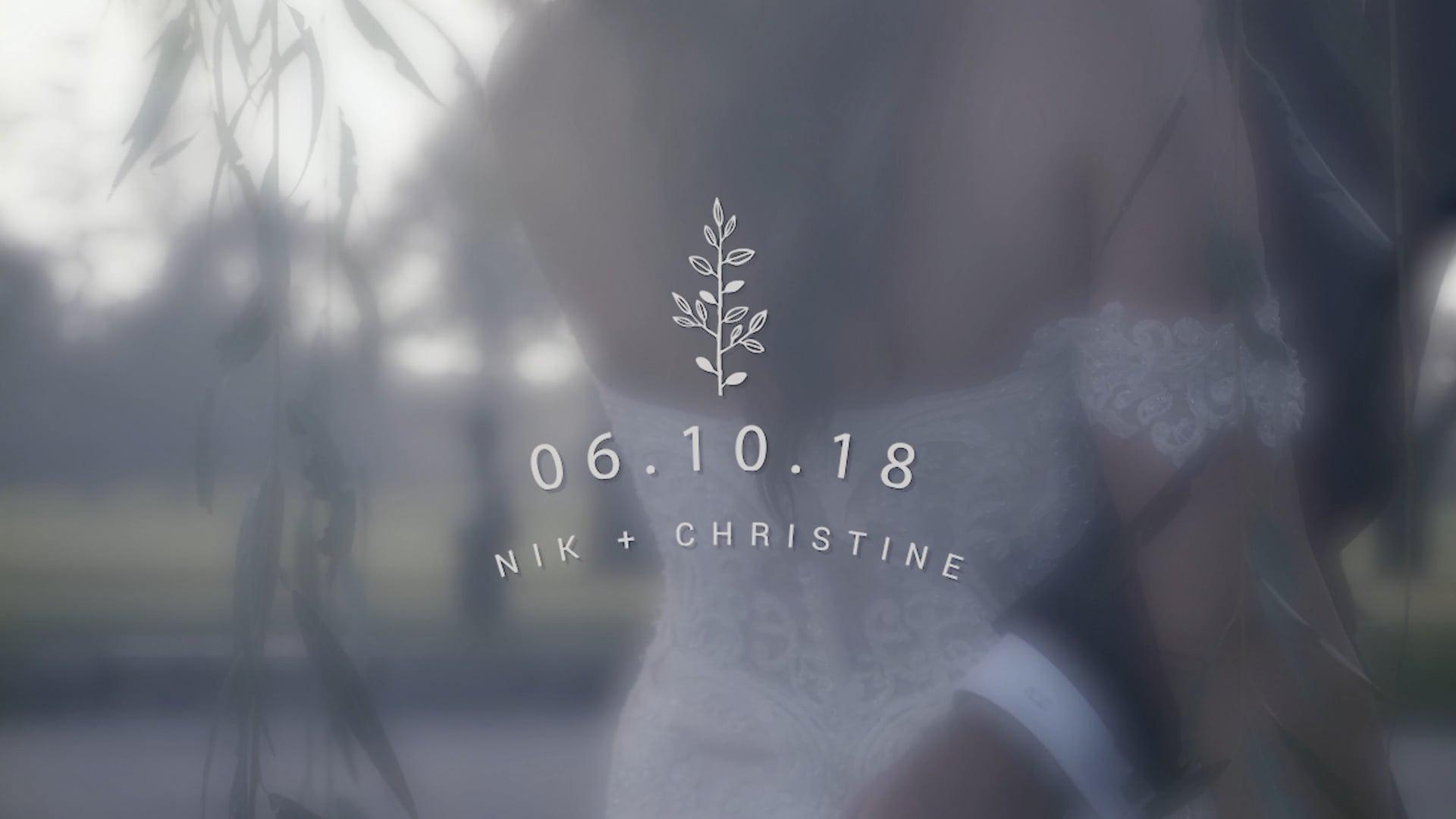 Nik + Christine