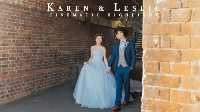 Karen & Leslie Test