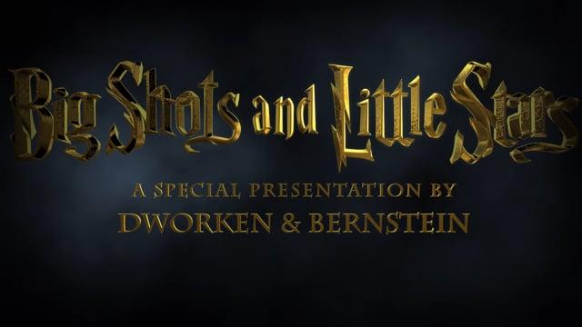 Big Shots and Little Stars check presentation