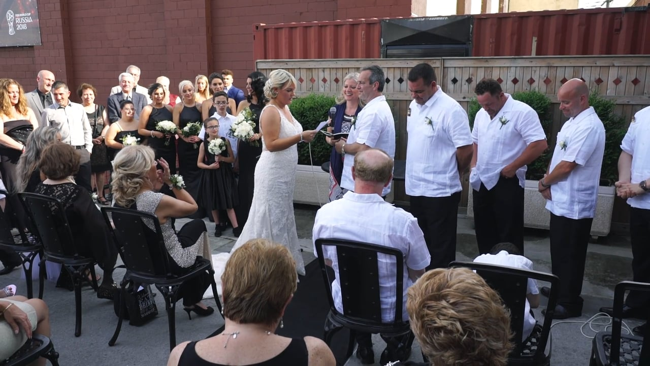 Jodie & Roly's Wedding Video Highlights