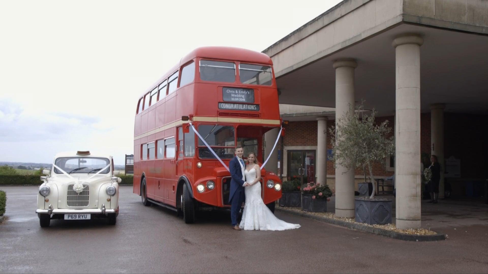 Chris & Em's Wedding Highlights