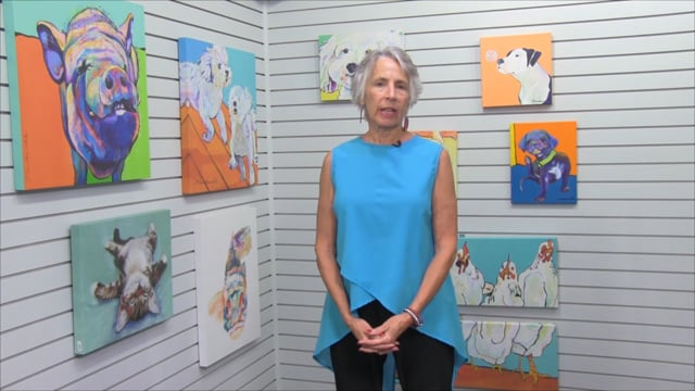 Pat Saunders-White: The Evolution of An Artist