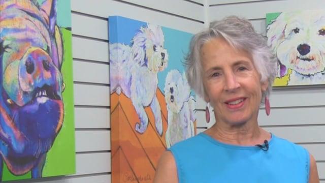 Pat Saunders-White: Age Brings Beauty