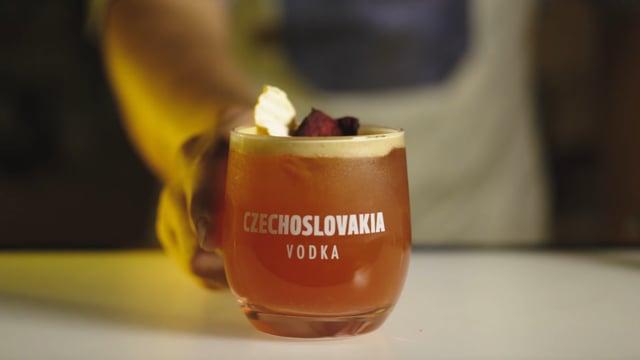 Odkaz na Czechoslovakia vodka
