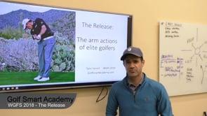 WGFS 2018 - Arm Movements of Elite Golfers