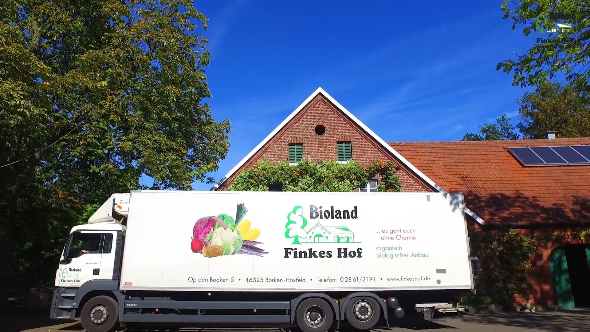 Bioland - Finkes Hof   Ökologisches Gemüse aus dem Münsterland