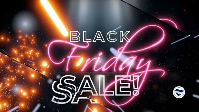 Black Friday Epic Sale Promo - 11thDoorway.com