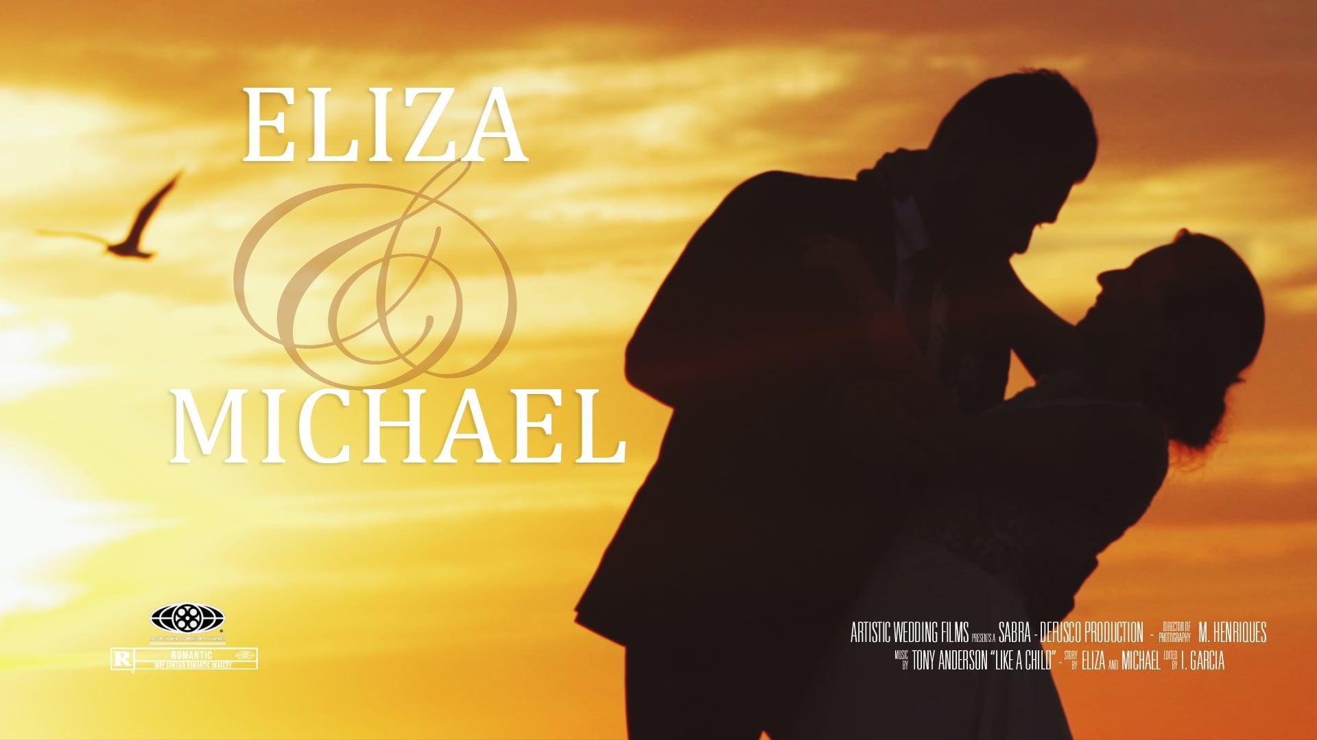 Eliza & Michael's Wedding Highlights Film // Castle Hill Inn // Newport Wedding // Our Lady of Mercy Chapel