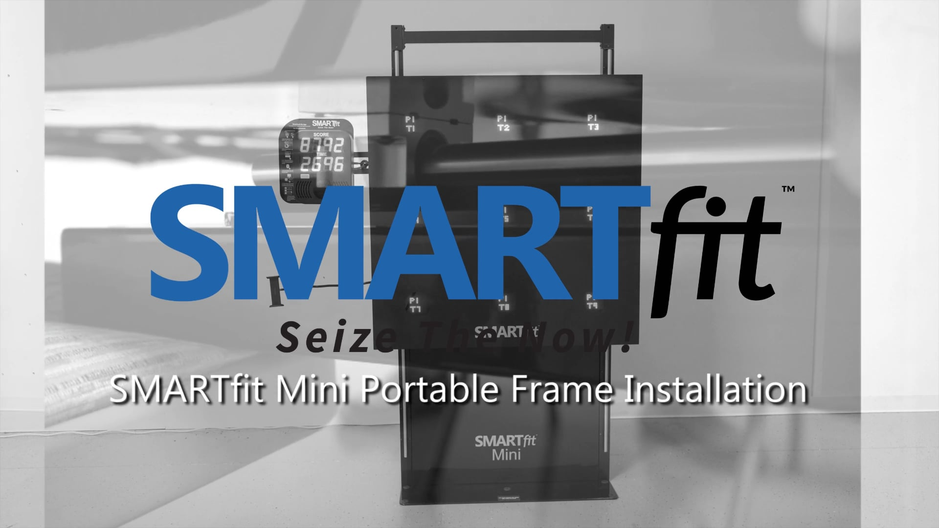 SMARTfit Mini Portable On-Frame Installation