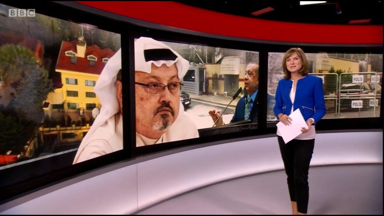 BBC Six News - Khashoggi Killing Update - 23rd October 2018