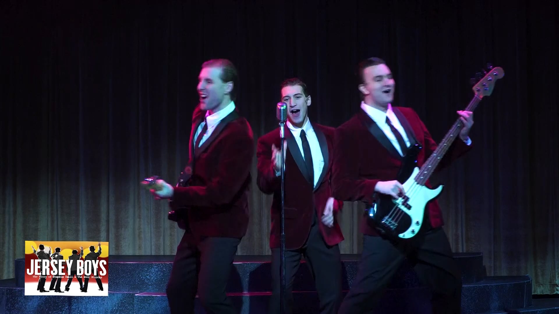 Stage West Jersey Boys