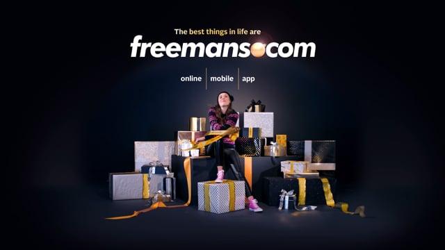 Freemans Christmas 2018