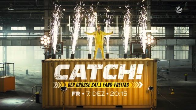 Catch! Luke Mockridge Promo