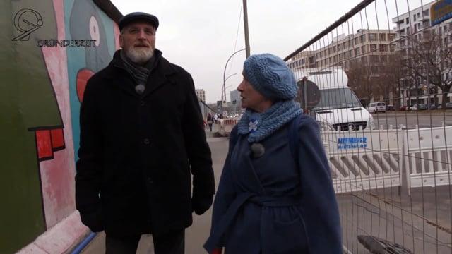 Christine Maclean im Gespräch mit Rainer Klemke