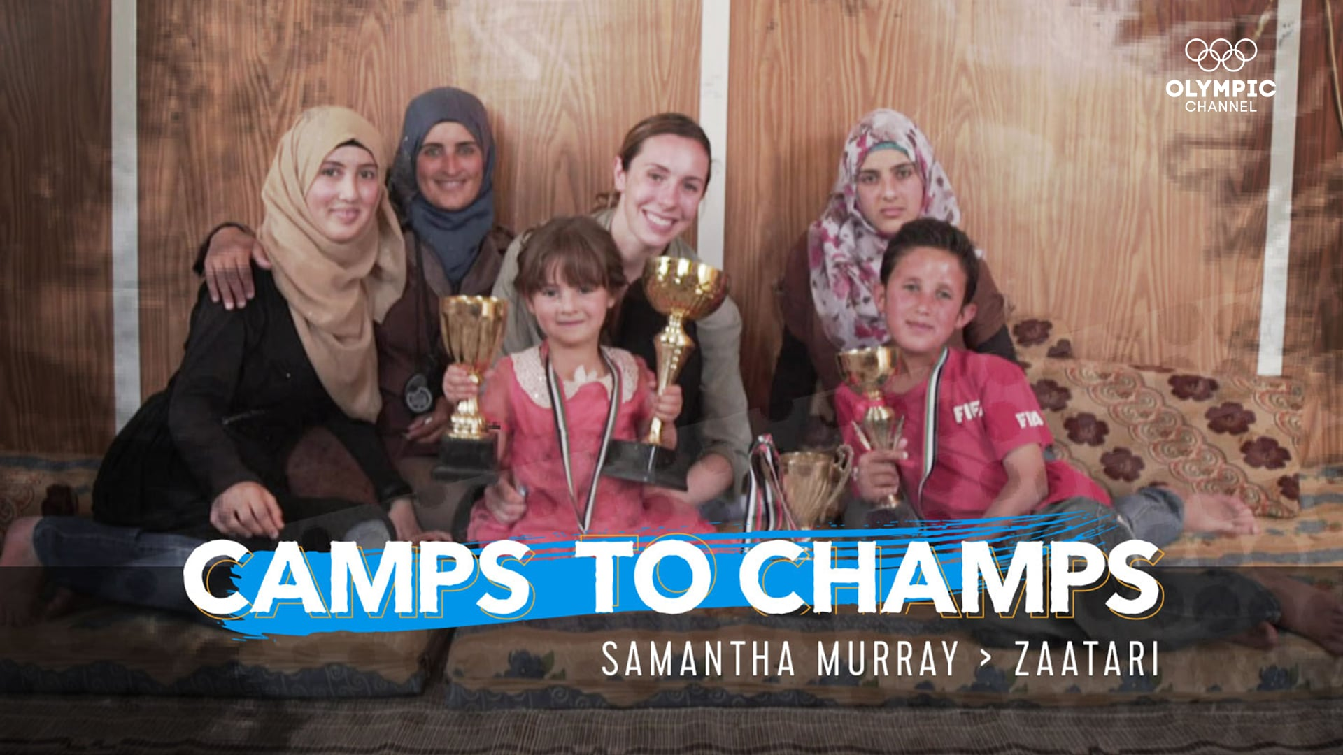 Camps to Champs Series Trailer