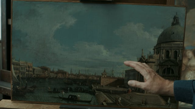 Conserving Old Master Paintings with Rupert Featherstone