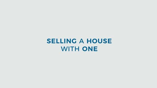 Vender uma casa com ONE