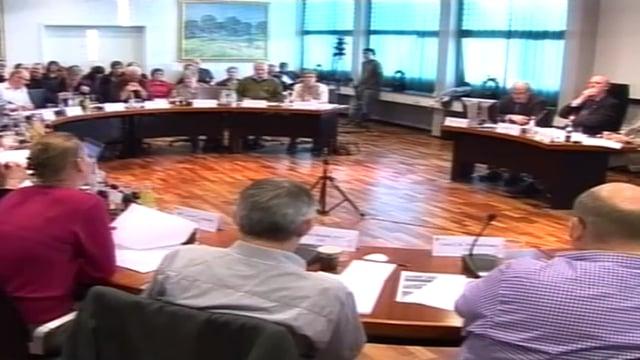 Byrådsmøde d. 12 april 2010