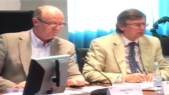 Byrådsmøde d. 11 maj 2010
