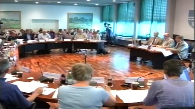 Byrådsmøde d. 8 juni 2010