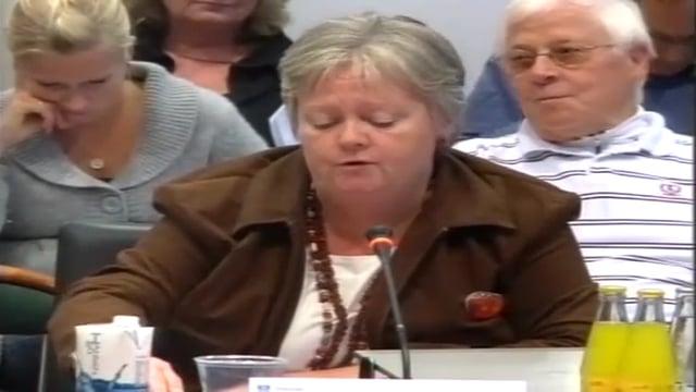 Byrådsmøde d. 14 september 2010