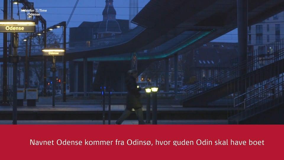 Indenfor 1 time - Odense & Middelfart