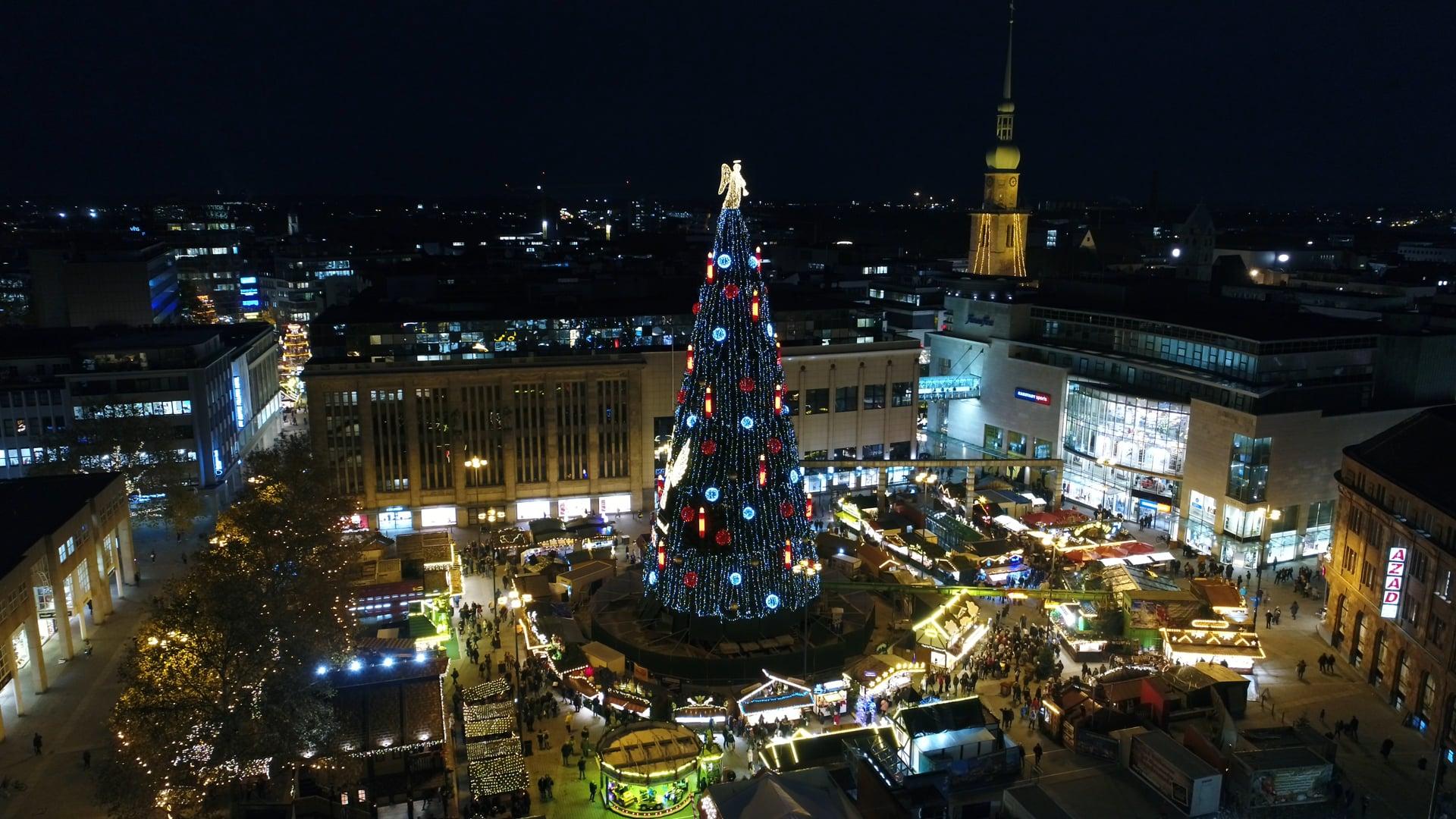 Dortmunder Weihnachtsmarkt 2018
