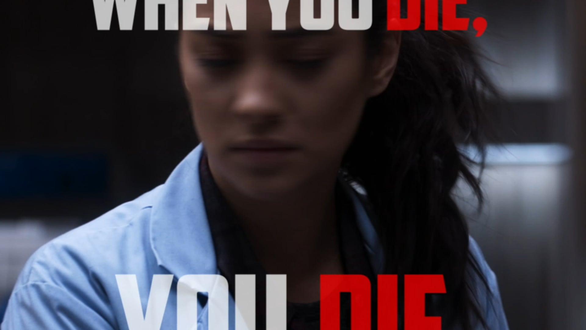 """DIGITAL 15 - """"YOU DIE"""""""