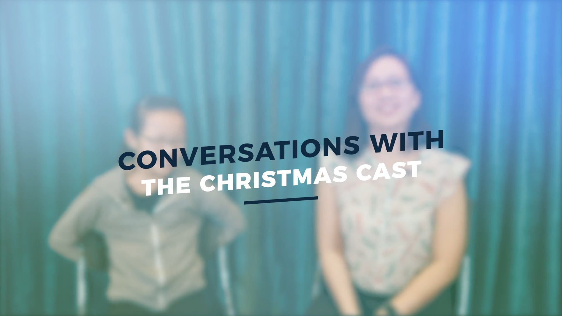 Conversations with the Christmas Cast Pt 2