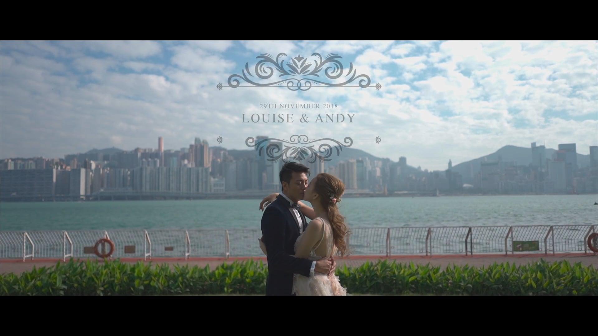 Same Day Edit MV 即日剪片 -  Louise & Andy (無故事主題)