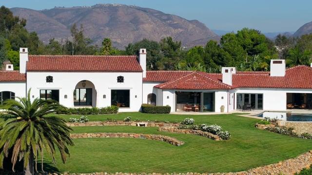 Las Colinas - Rancho Santa Fe, Ca