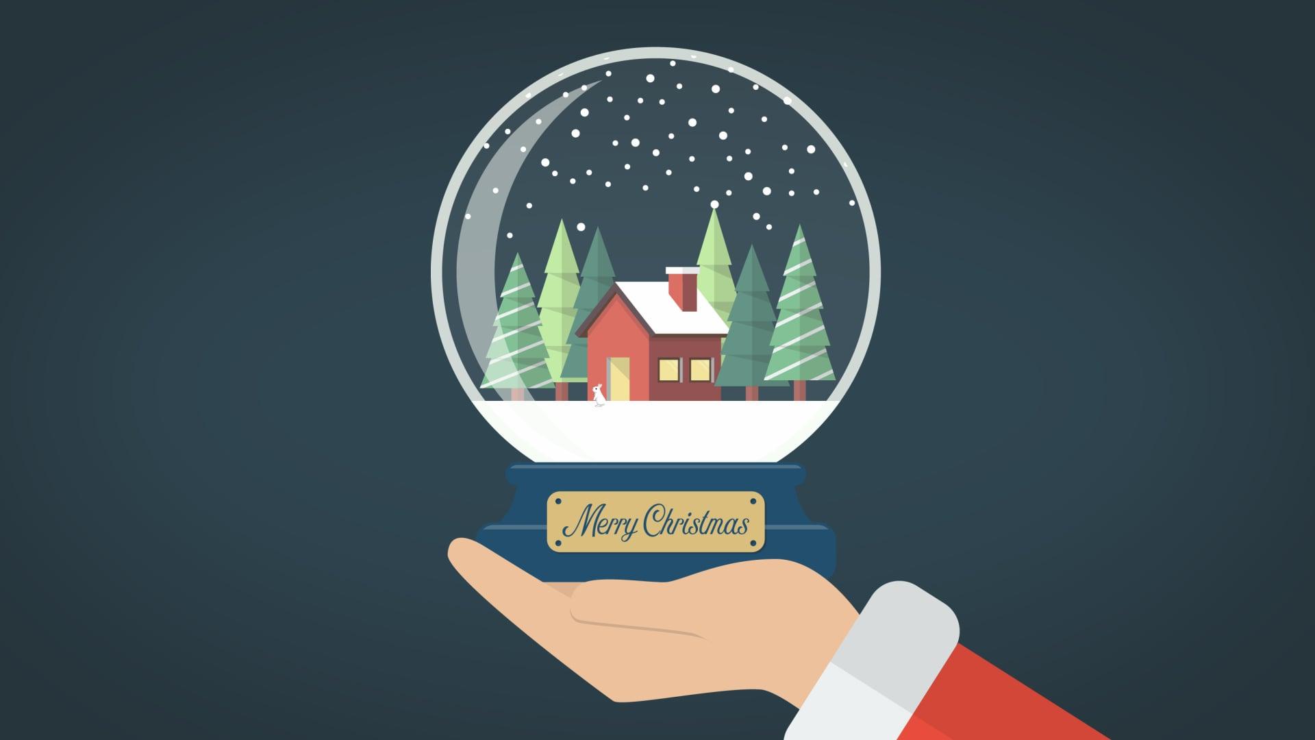 How Santa and The Bear's Den saved Christmas