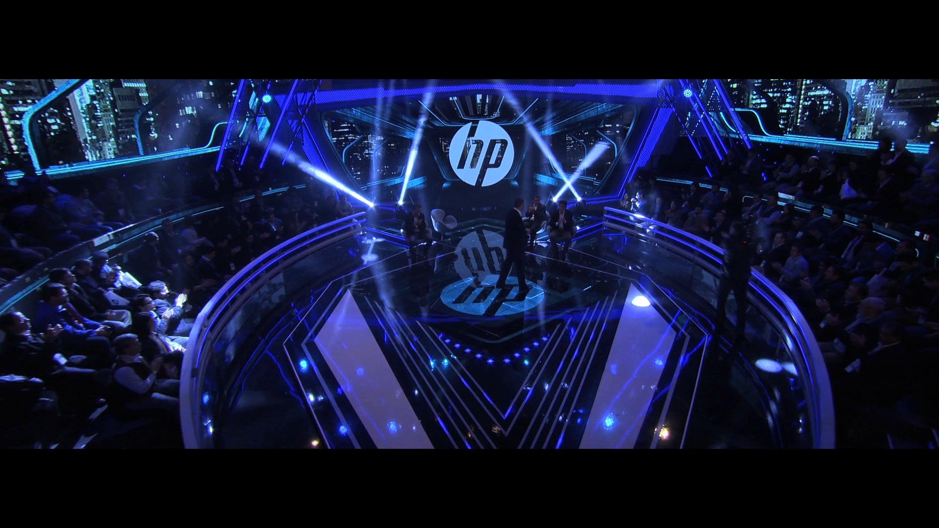 HP Evento Seguridad Impresión Canal 13