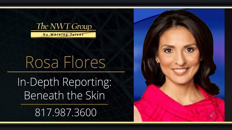 In-Depth Reporting: Beneath the Skin