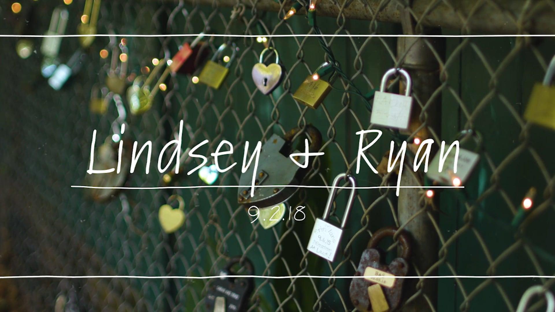Lindsey + Ryan