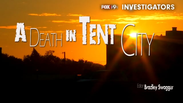 A Death in Tent City