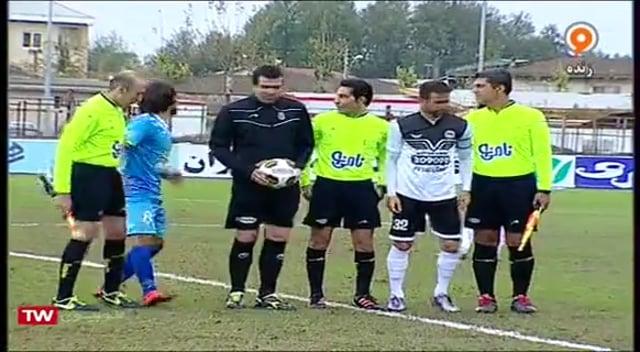 Malavan v Shahin Bushehr - Full - Week 15 - 2018/19 Azadegan League