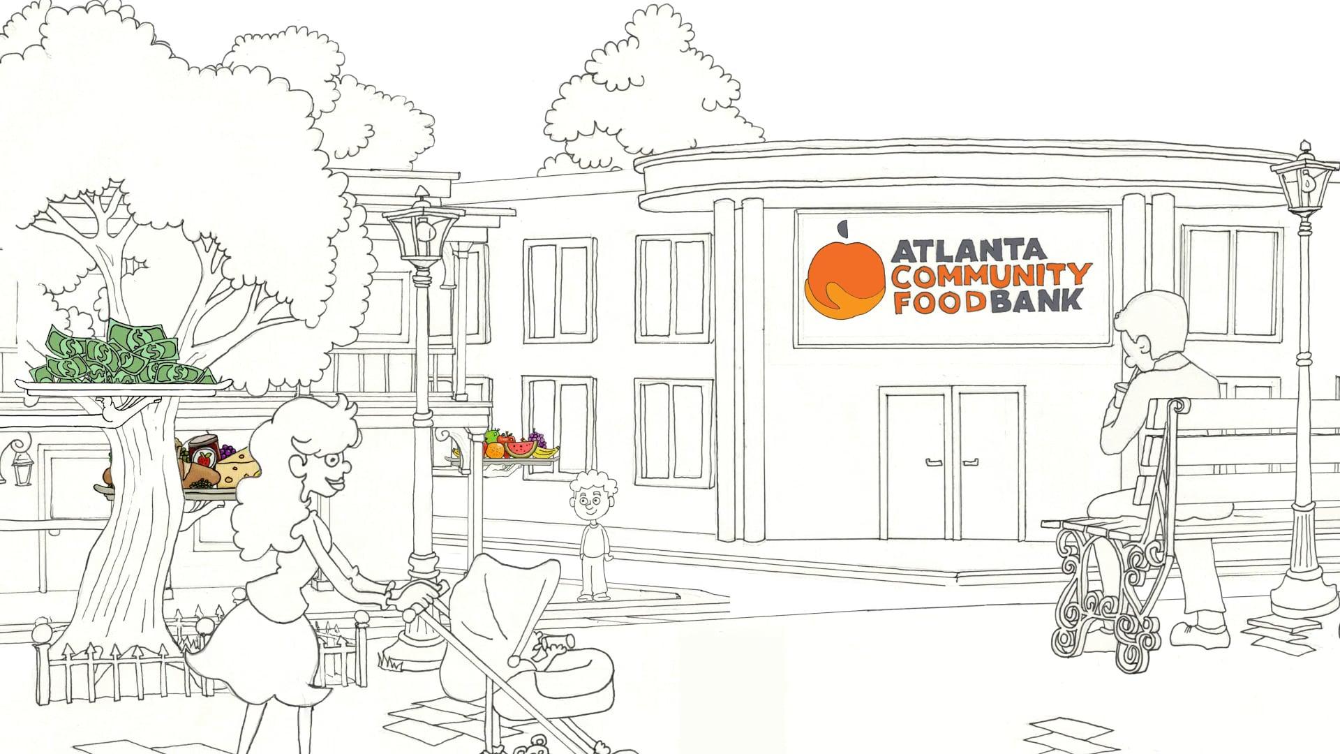 """Pass The Peaches""  Atlanta Community Food Bank :30"