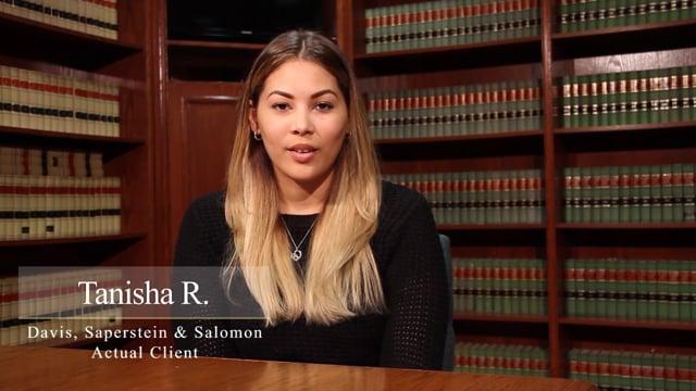 Tanisha R. | Client Testimonial