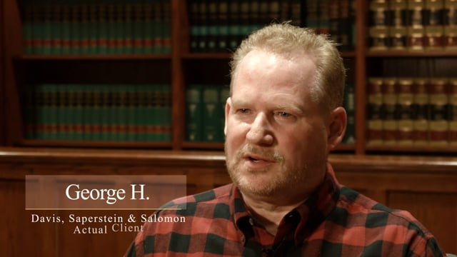 George H. | Client Testimonial