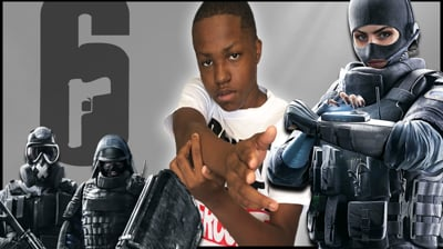 Trent Plays Rainbow Six Siege & Blackout! - Ninja Night Pt.2