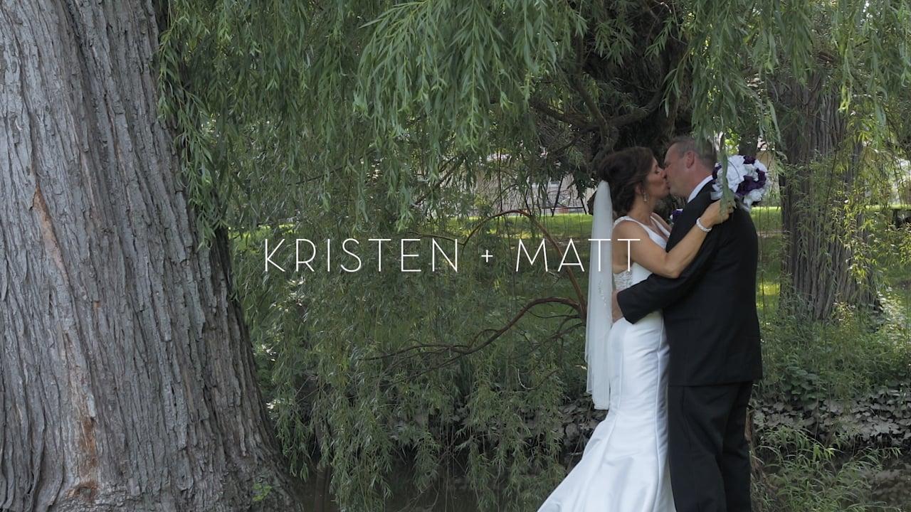 kristen + matt | wedding film.