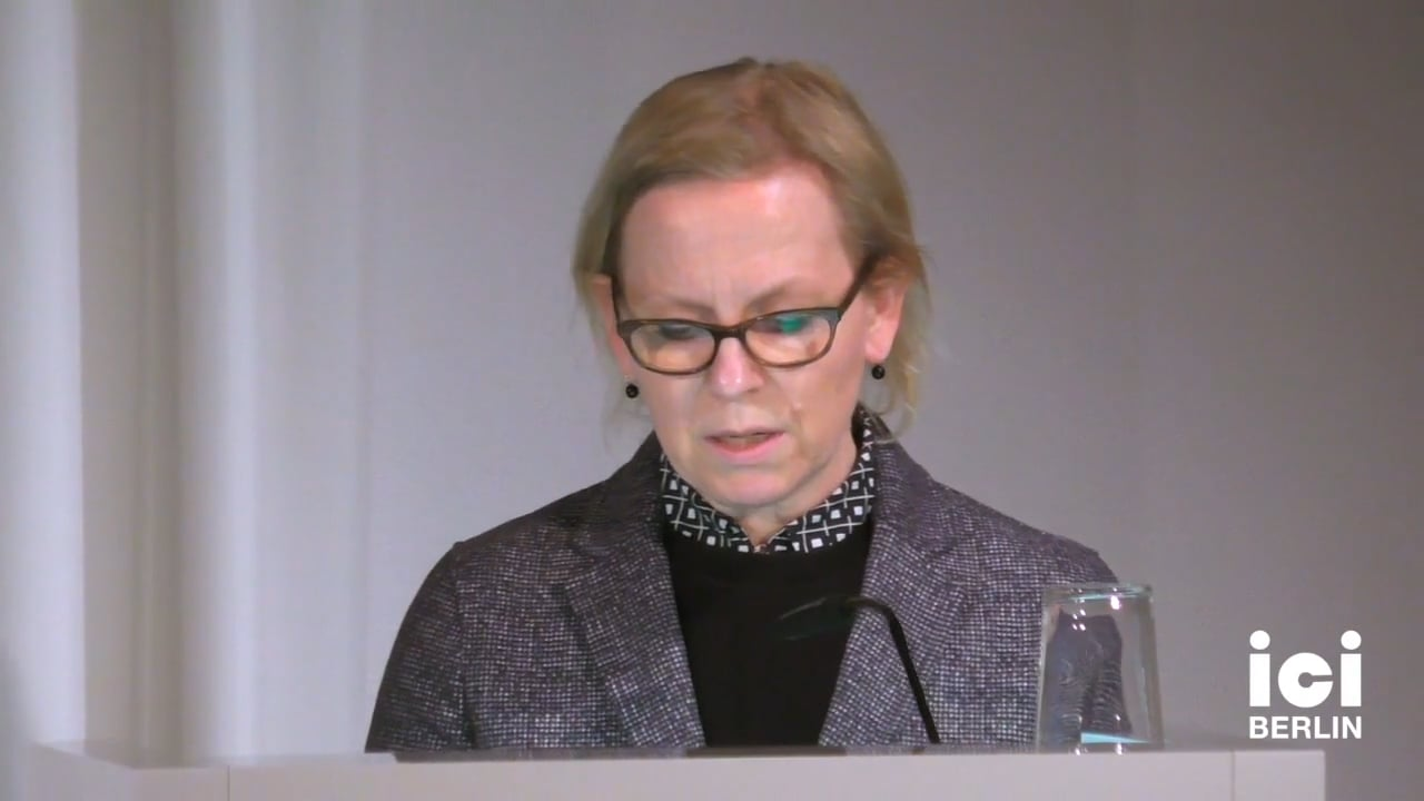 Introduction by Claudia Peppel