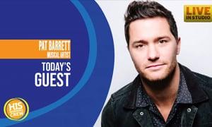 Pat Barrett: Husband, Dad of 3 & Member of the Crew Cuts?