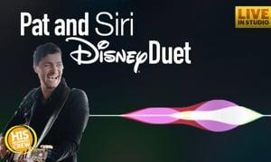Worship Leader Pat Barrett Plays 'Pat & Siri's Disney Duet'